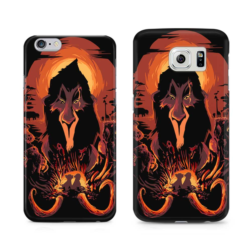 The King is Dead - Phone Case