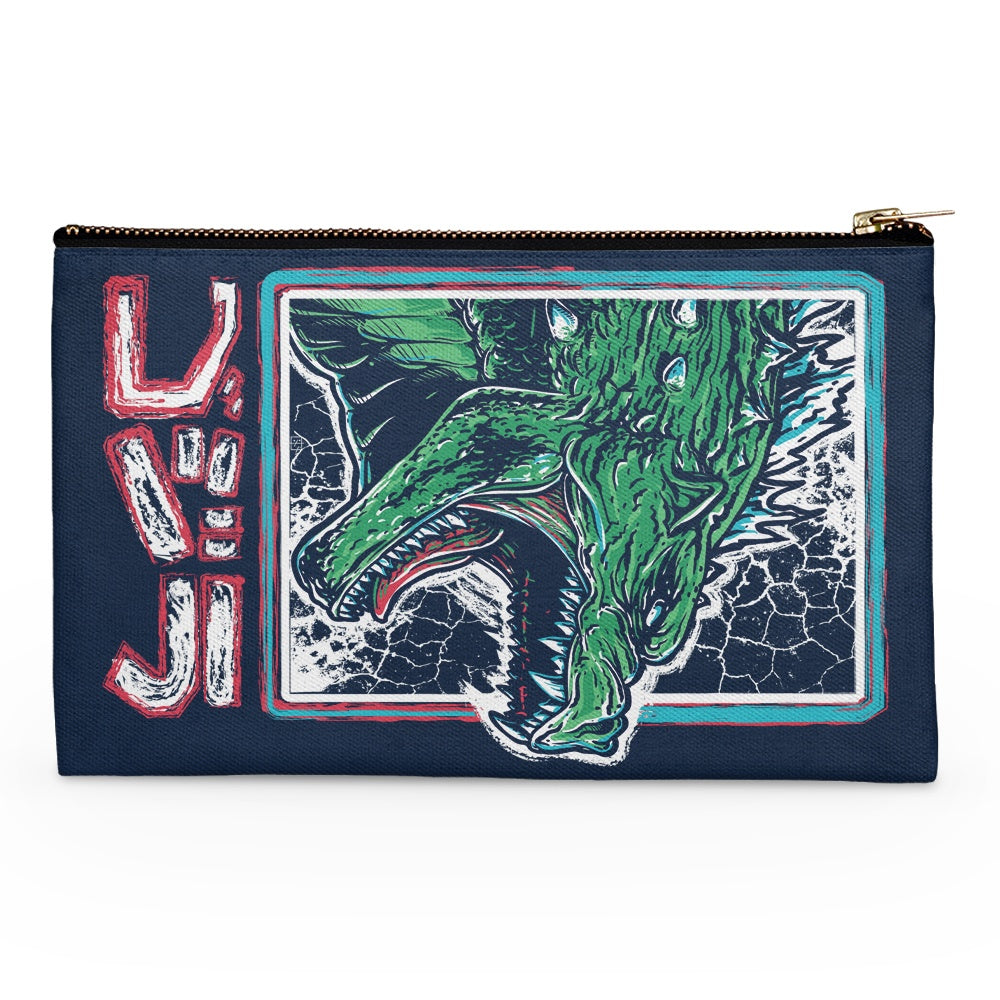 The King of Destruction - Accessory Pouch