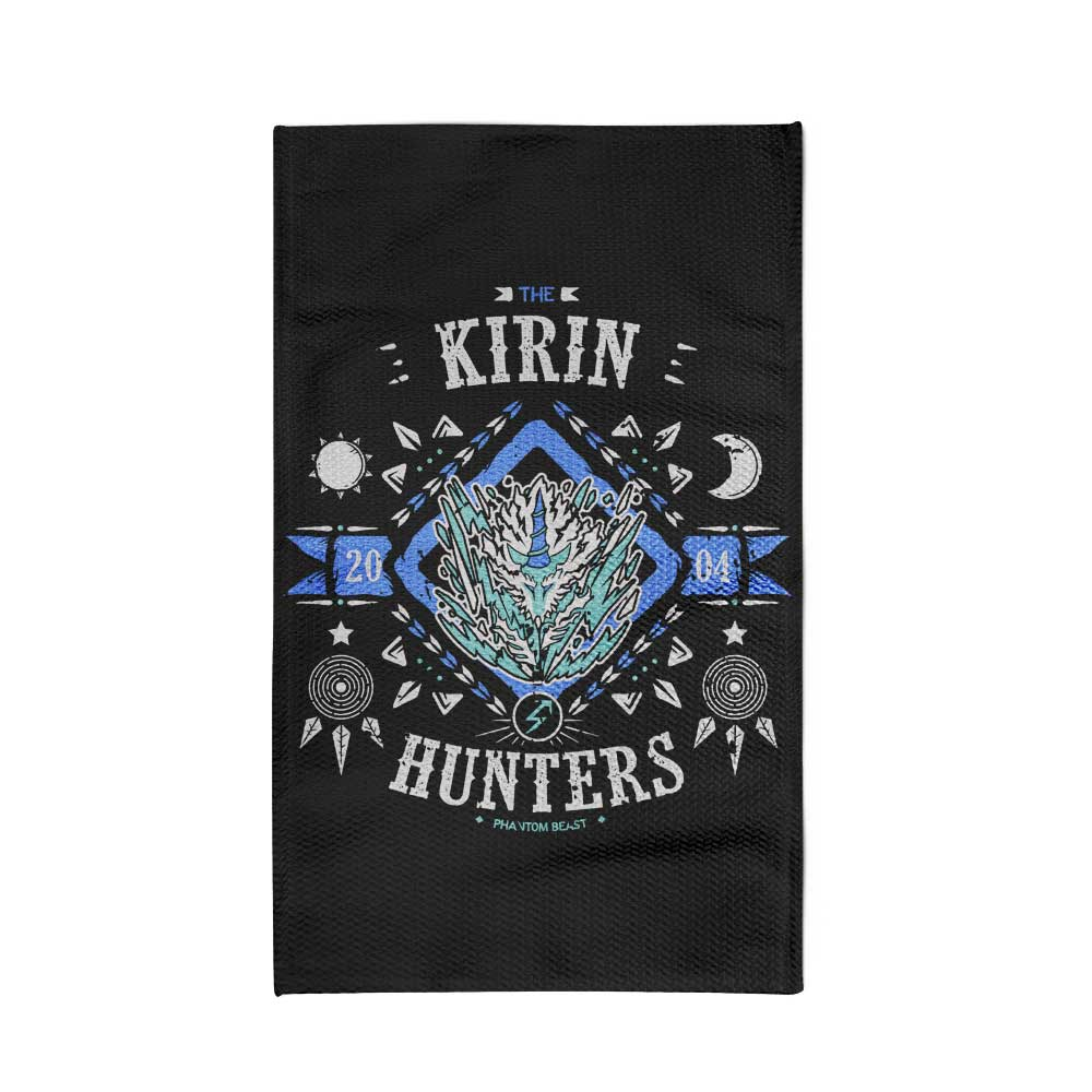 The Kirin Hunters - Rug