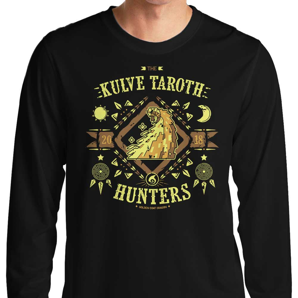 The Kulve Taroth Hunters - Long Sleeve T-Shirt