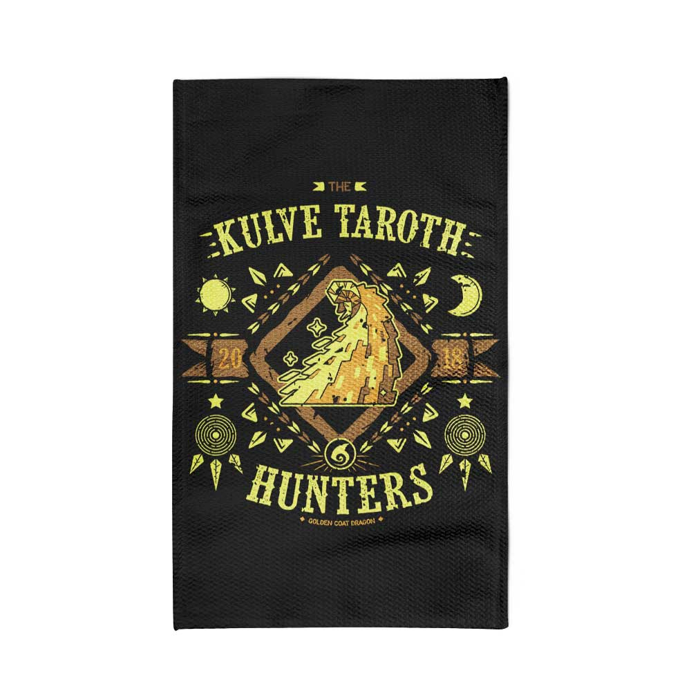 The Kulve Taroth Hunters - Rug