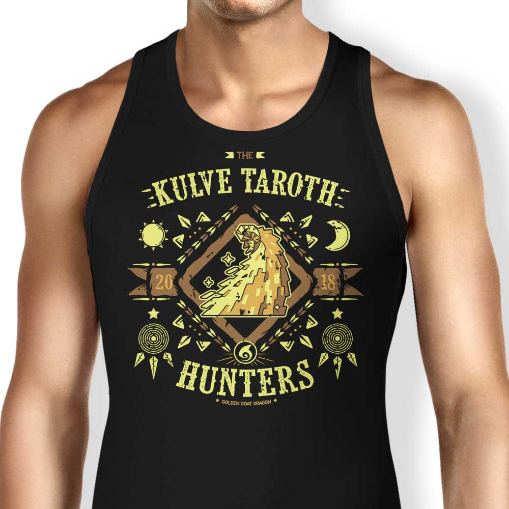 The Kulve Taroth Hunters - Tank Top