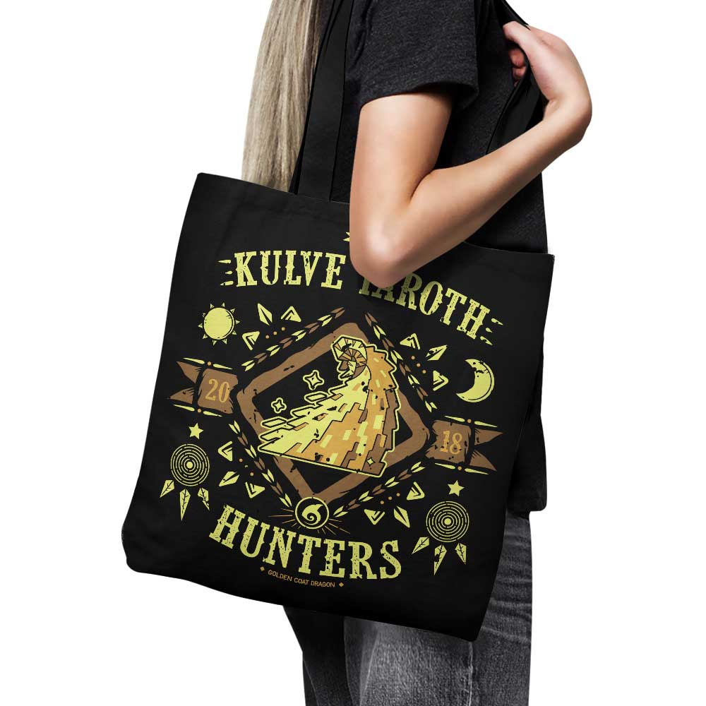 The Kulve Taroth Hunters - Tote Bag