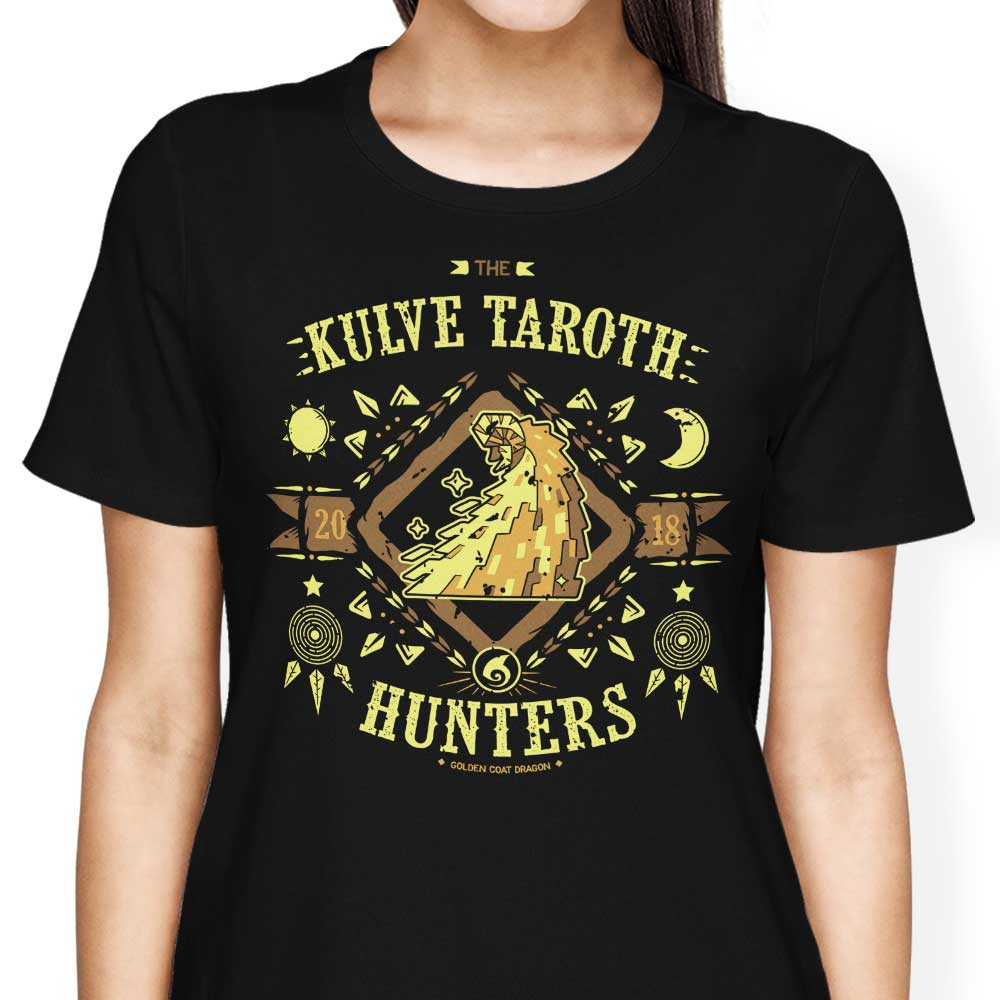 The Kulve Taroth Hunters - Women's Apparel