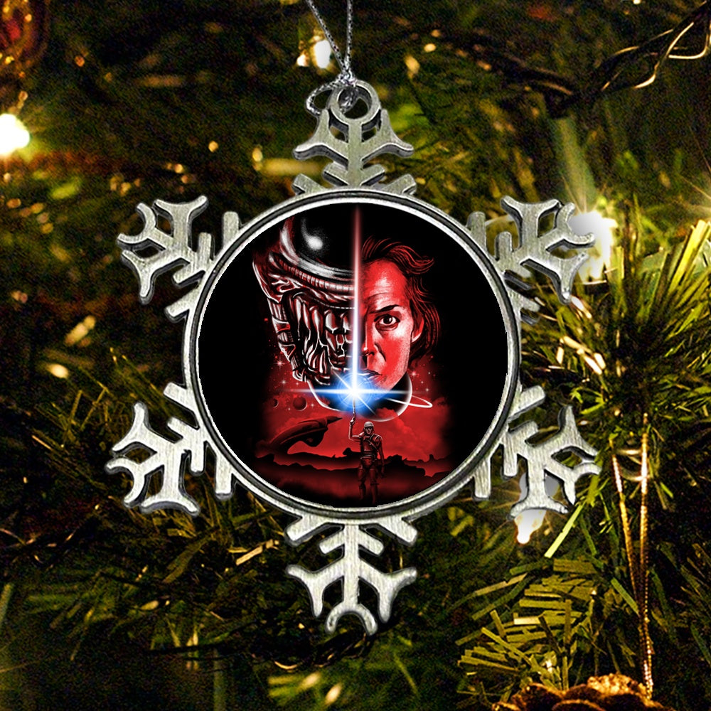 The Last Alien - Ornament