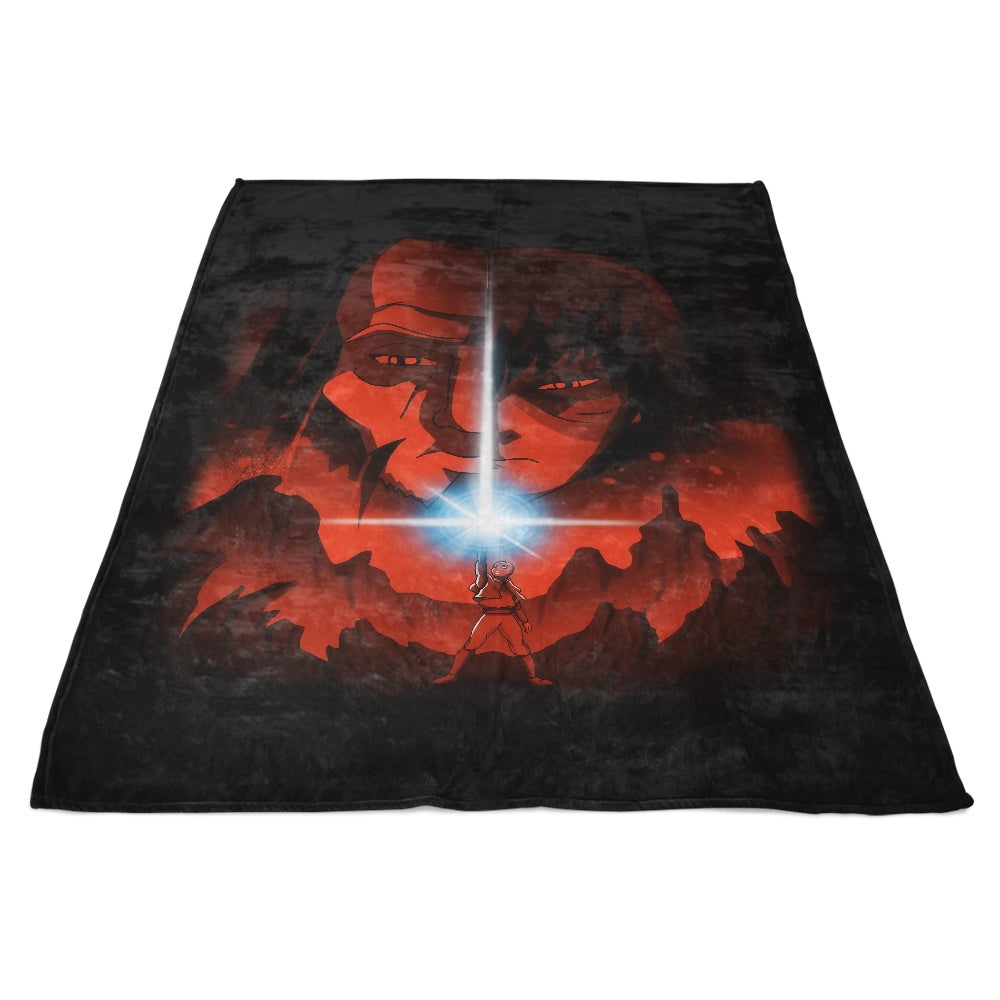 The Last Avatar - Fleece Blanket
