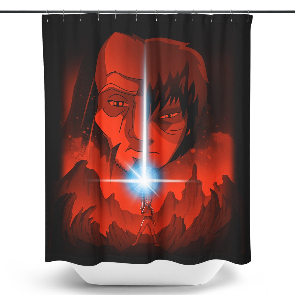 The Last Avatar - Shower Curtain