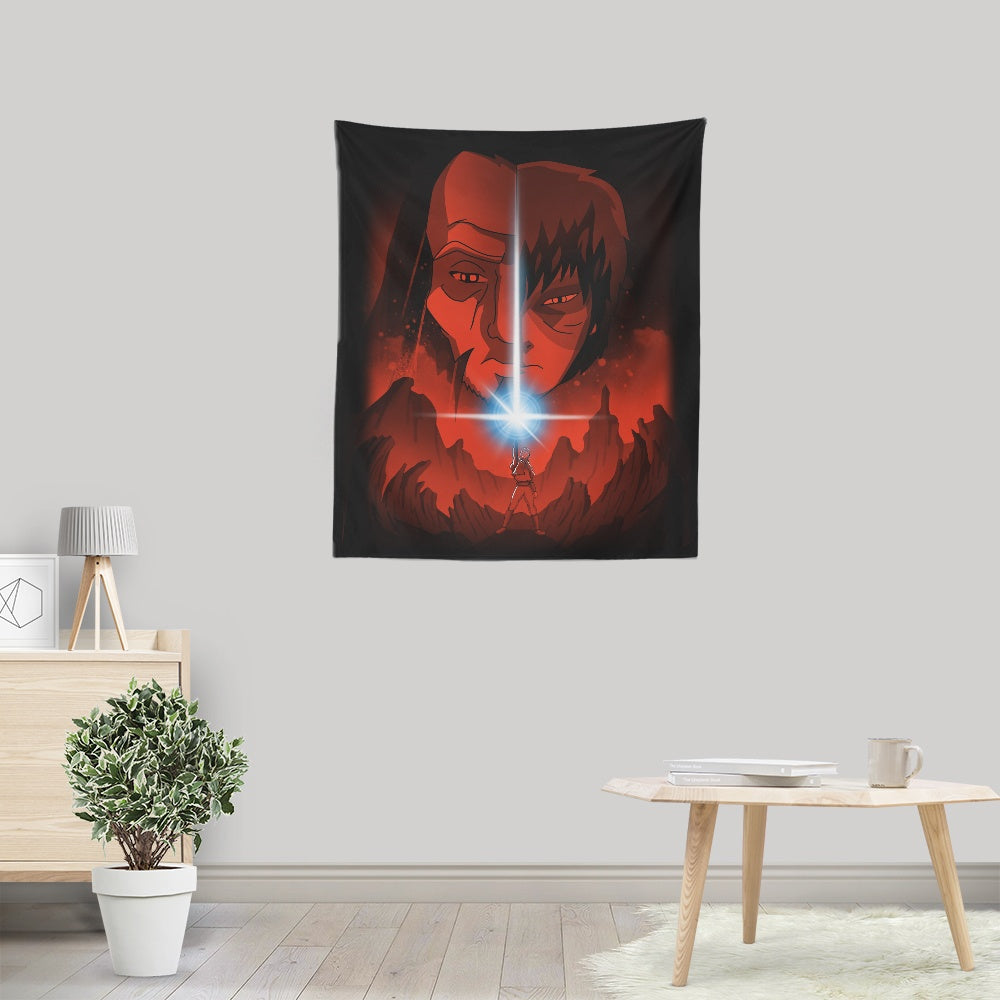 The Last Avatar - Wall Tapestry