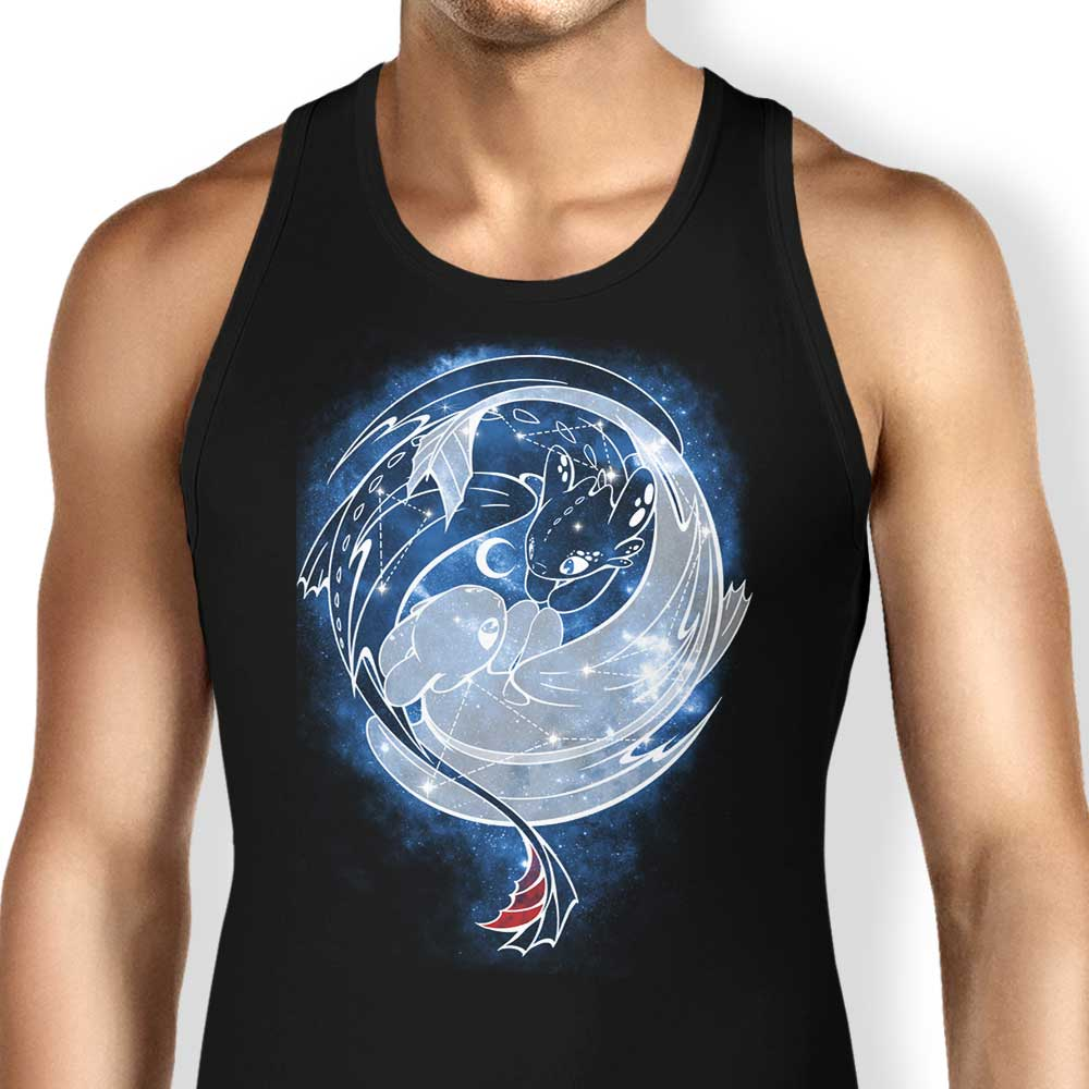The Last Starry Dragons - Tank Top