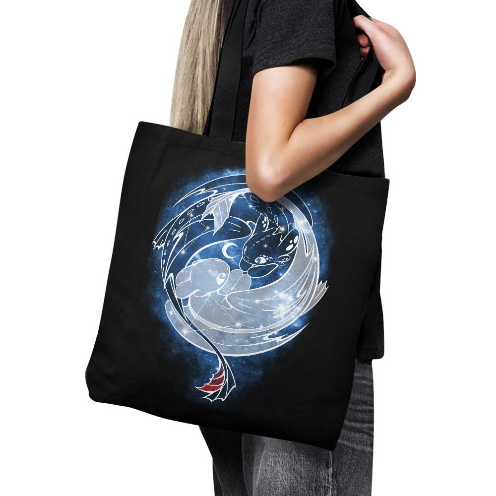 The Last Starry Dragons - Tote Bag