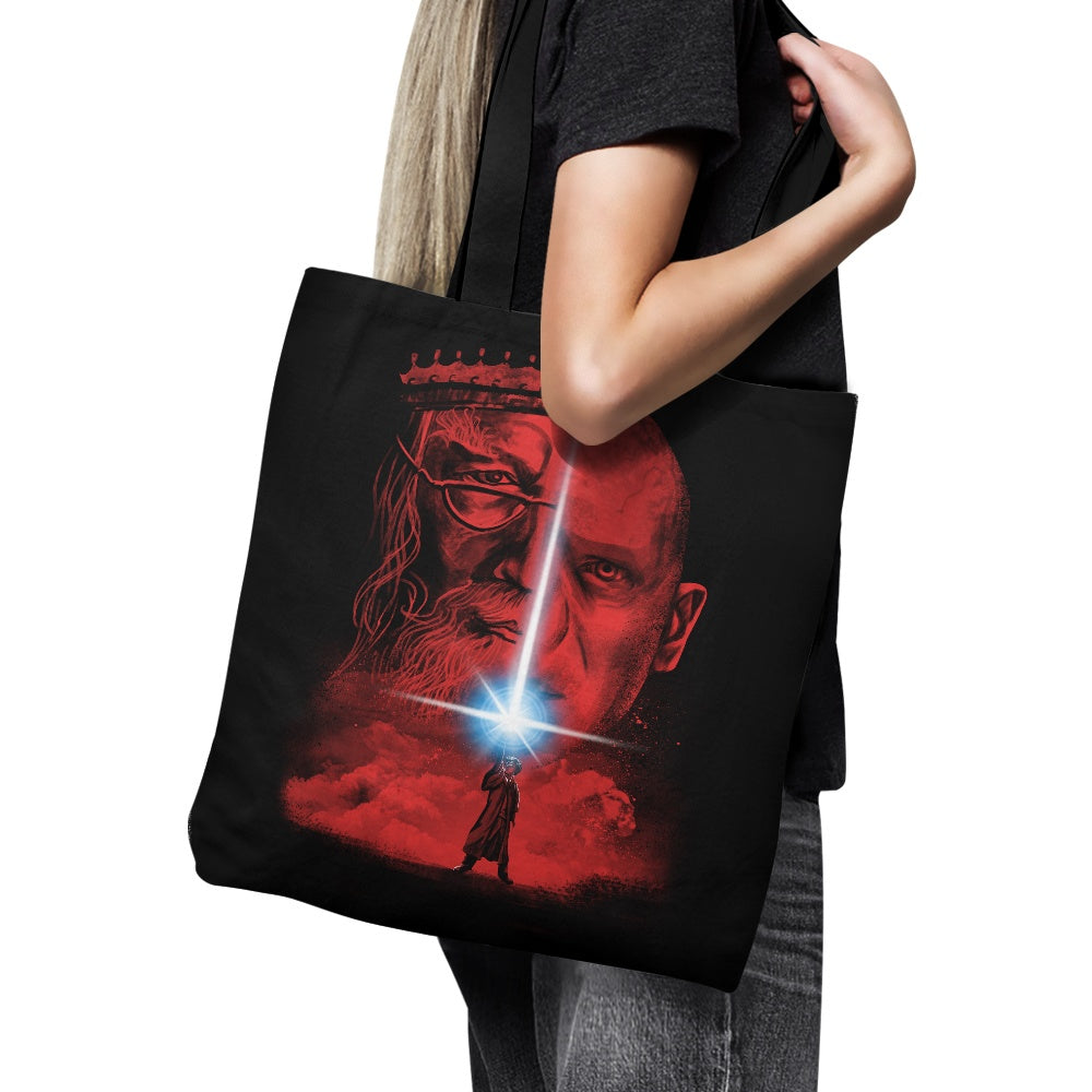 The Last Wizard - Tote Bag