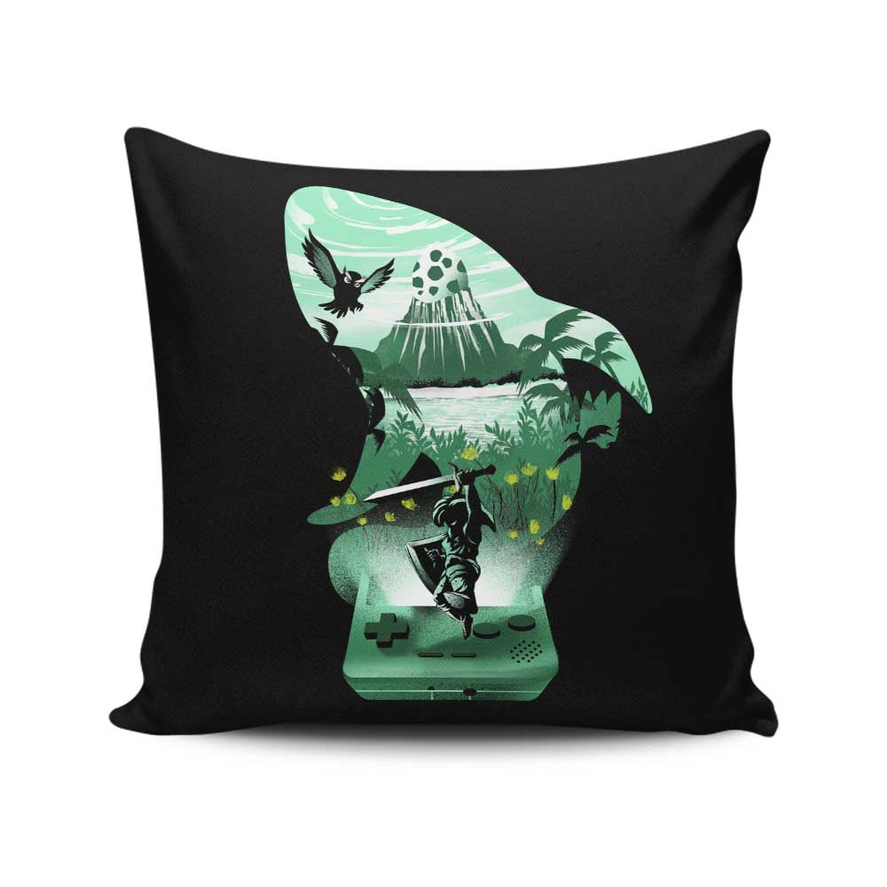 The Legend Awakens - Throw Pillow