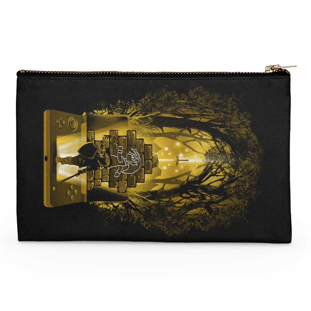 The Legend Between Worlds - Accessory Pouch