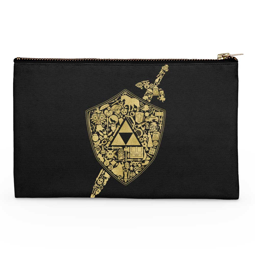 The Legend Continues - Accessory Pouch