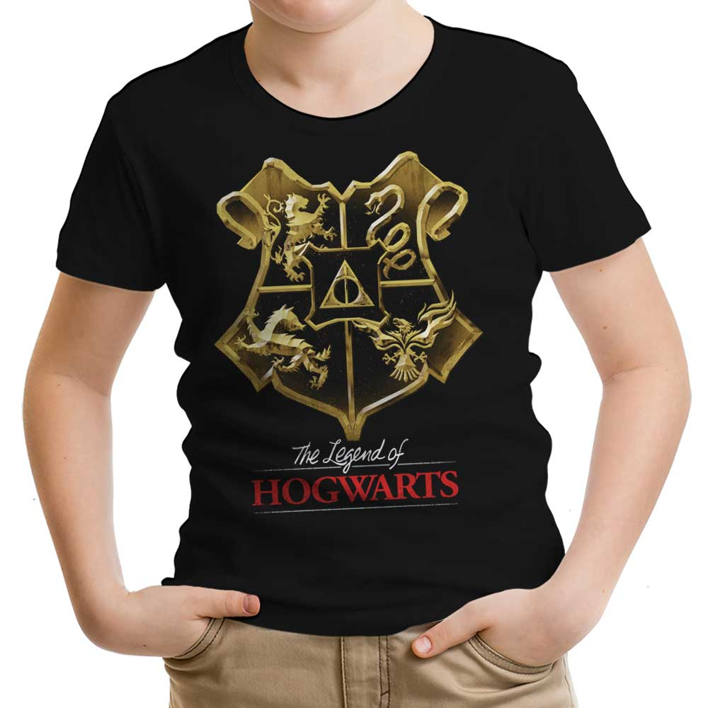The Legend of Hogwarts - Youth Apparel