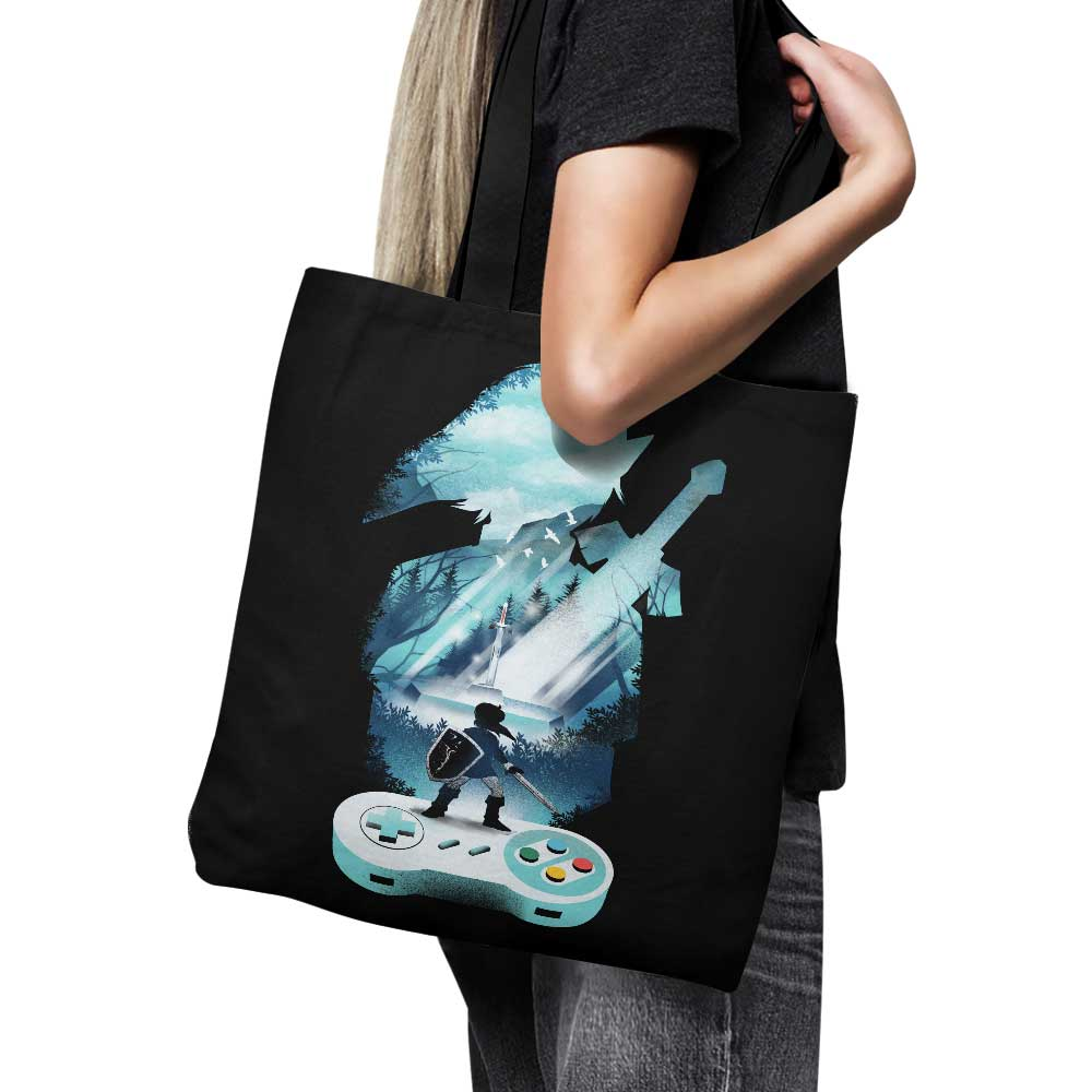 The Legends Past - Tote Bag