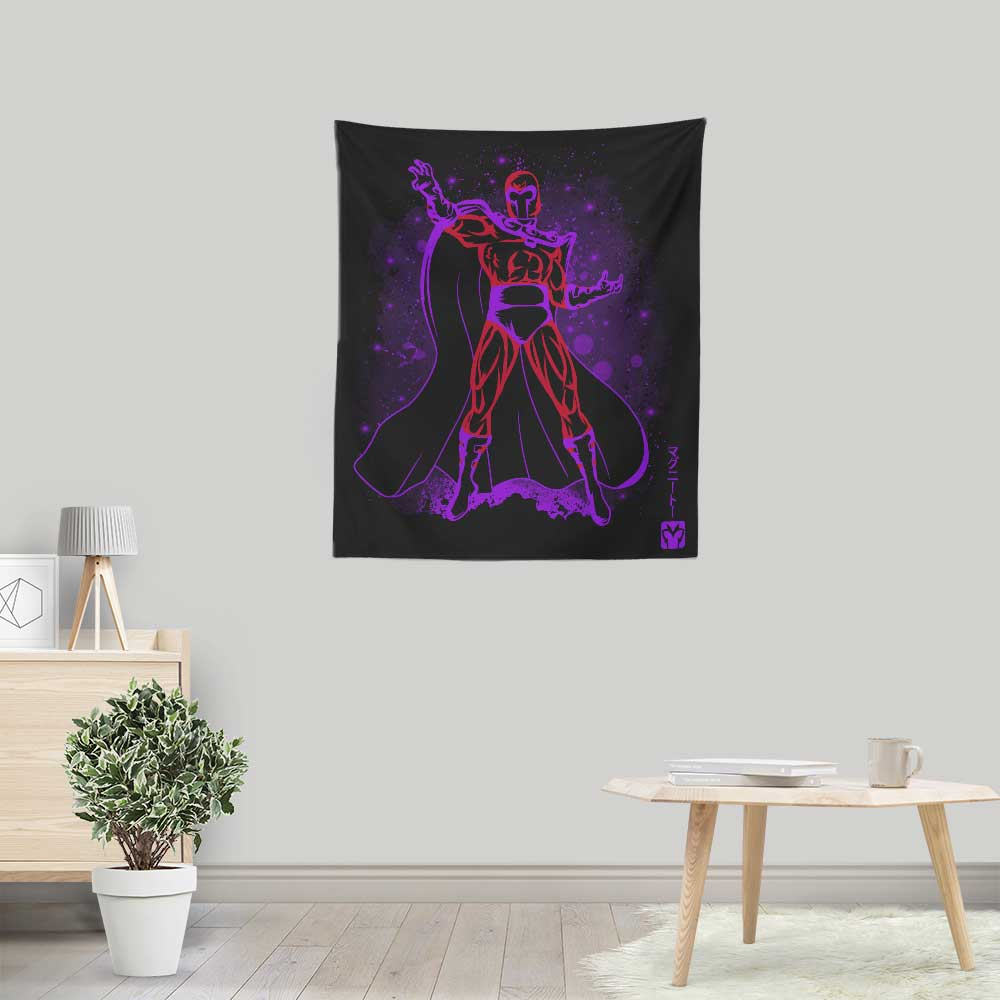 The Magnetic Tempest - Wall Tapestry