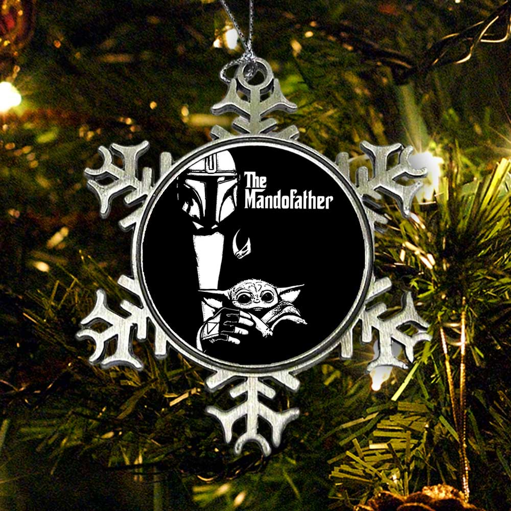 The Mandofather - Ornament