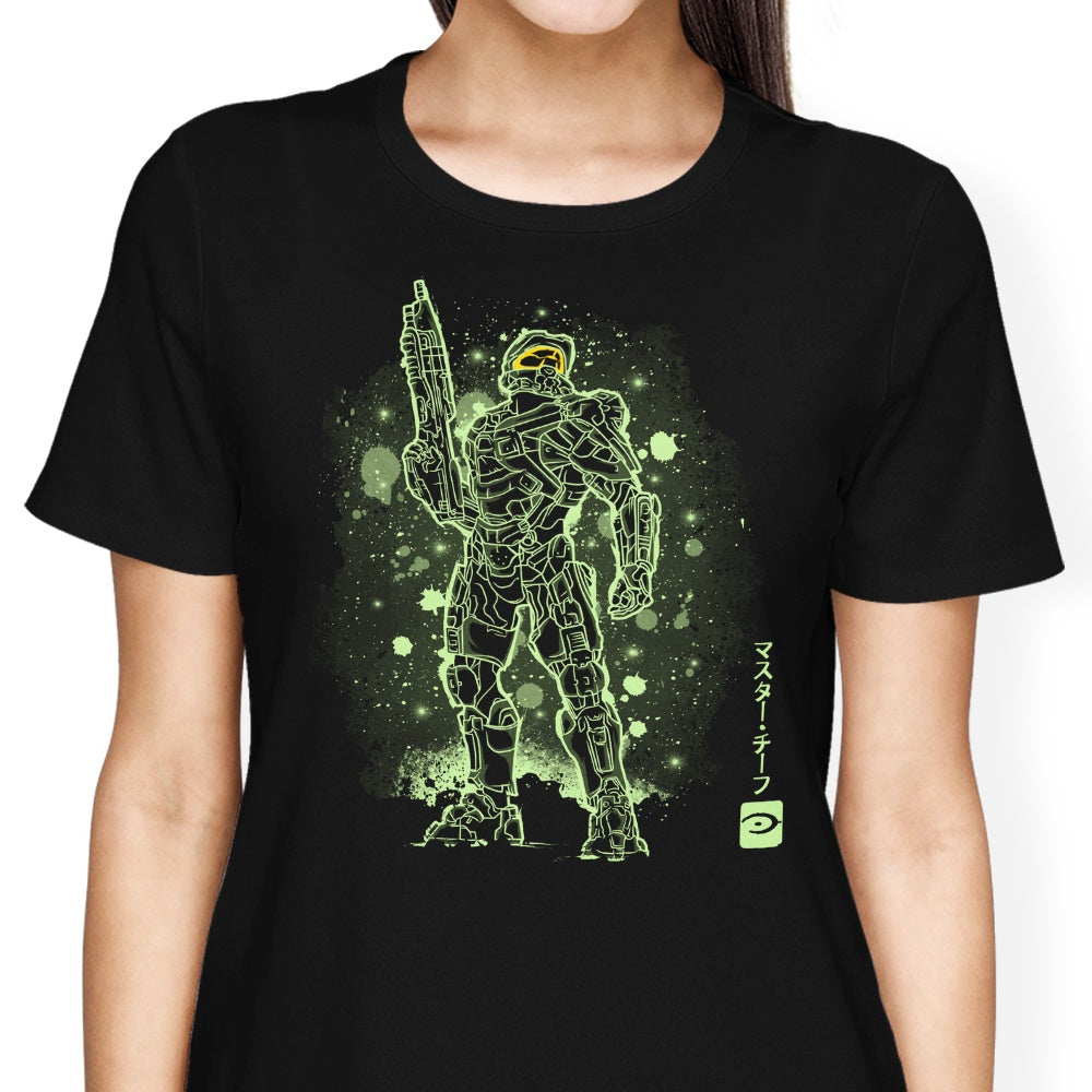 The Master Chief - Women's Apparel