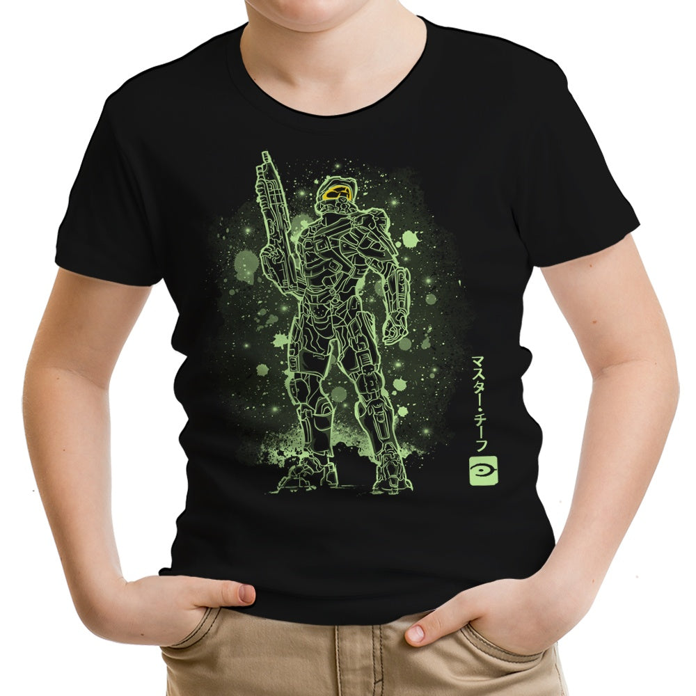 The Master Chief - Youth Apparel