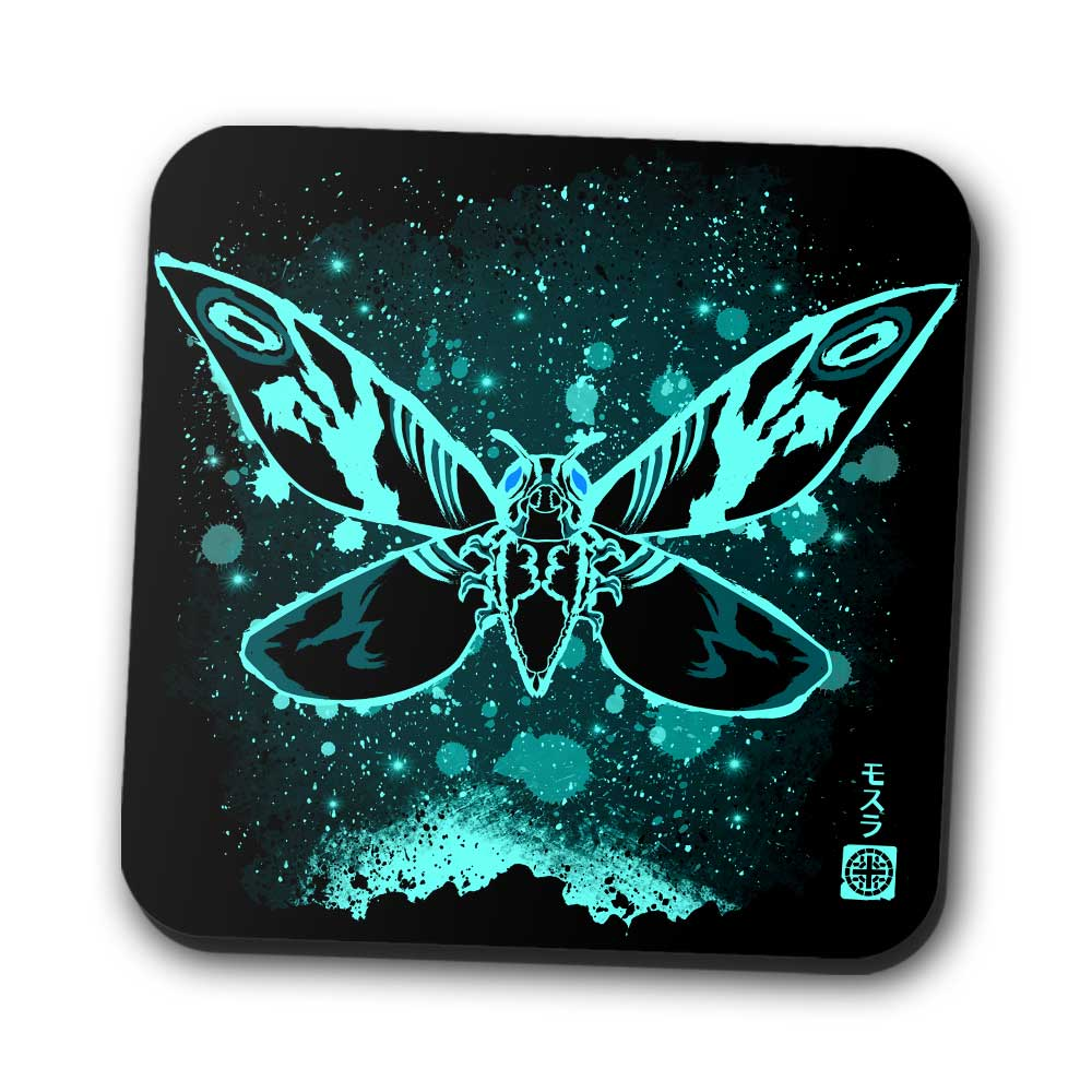 The Moth - Coasters