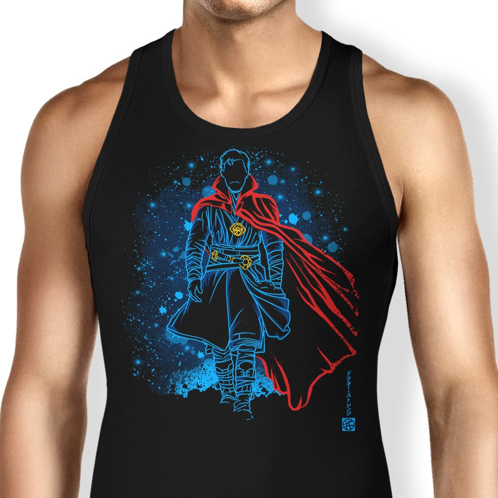 The Mystical Doctor - Tank Top
