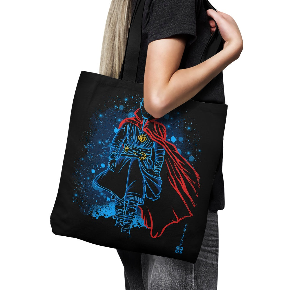 The Mystical Doctor - Tote Bag