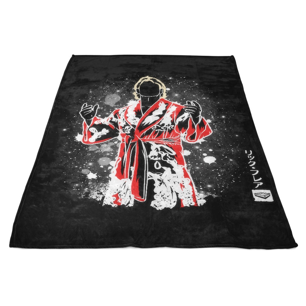 The Nature Boy - Fleece Blanket
