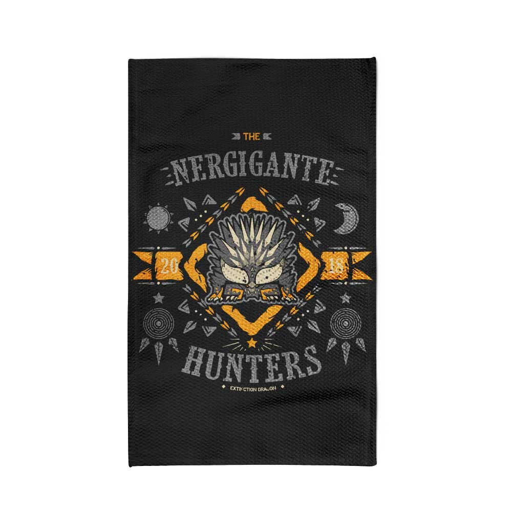 The Nergigante Hunters - Rug