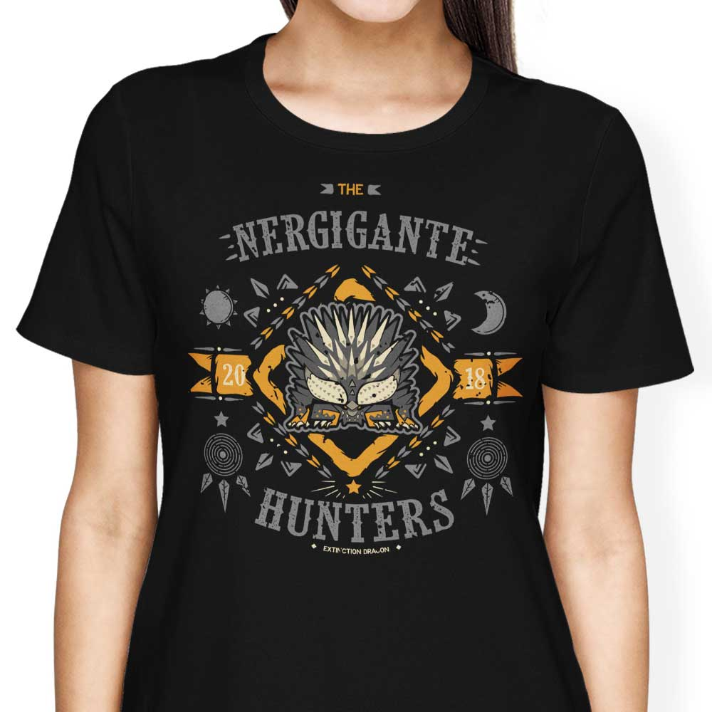 The Nergigante Hunters - Women's Apparel