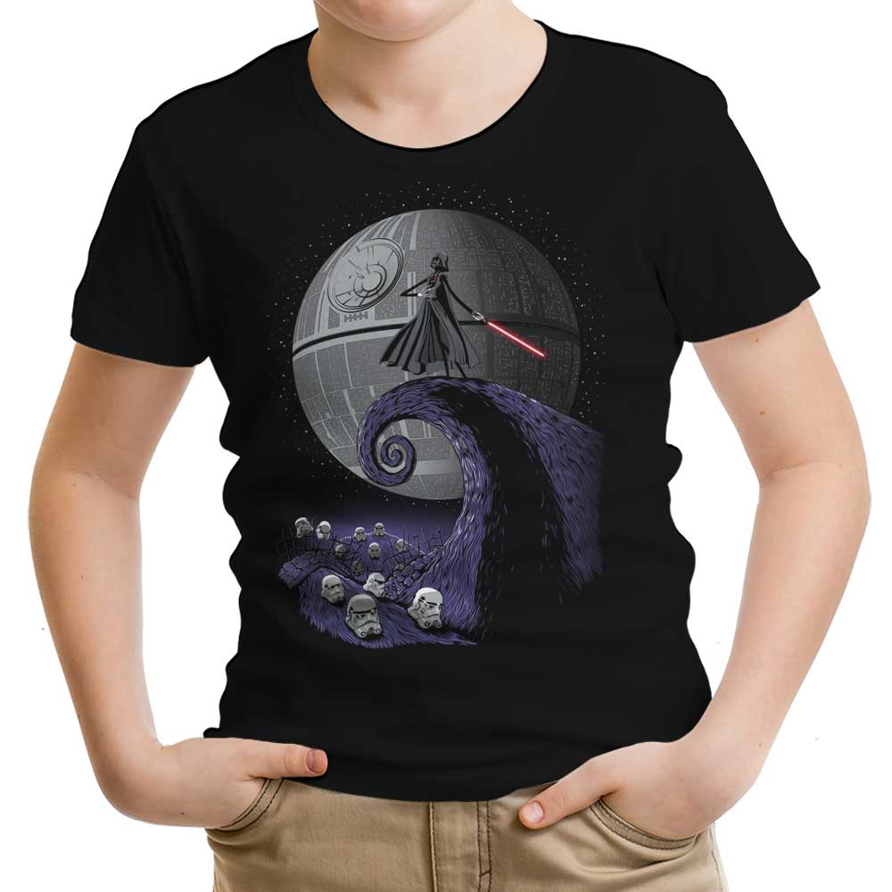 The Nightmare Before Empire - Youth Apparel