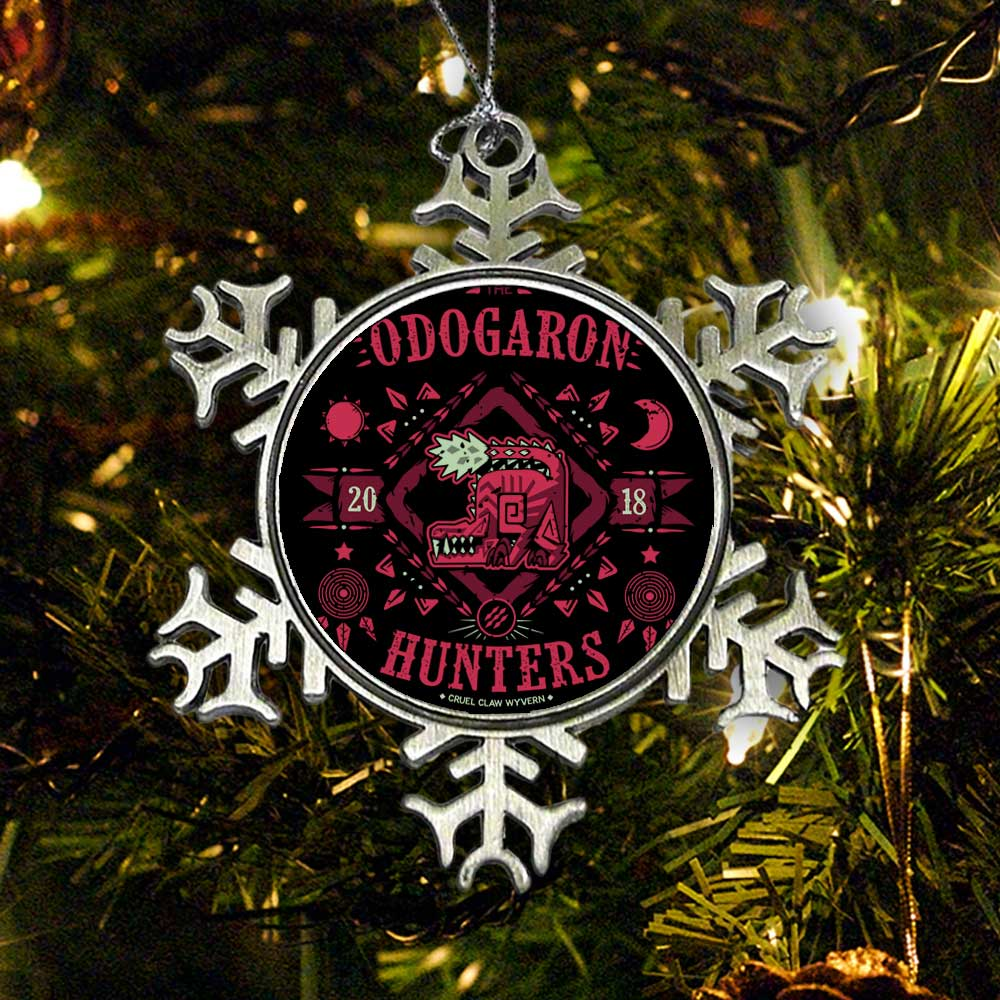 The Odogaron Hunters - Ornament