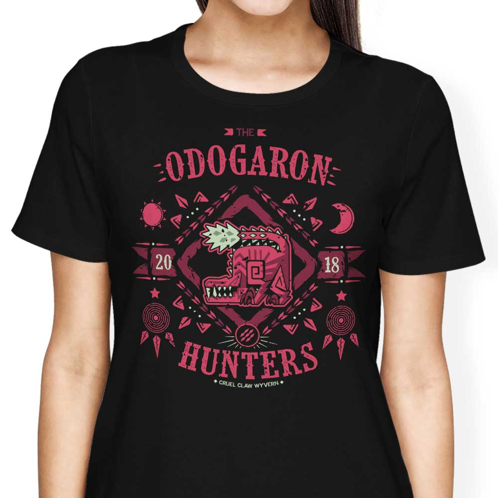 The Odogaron Hunters - Women's Apparel
