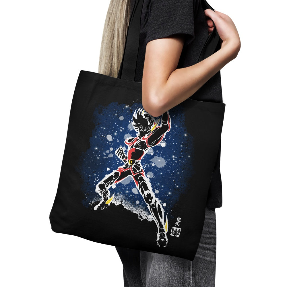 The Pegasus Saint - Tote Bag