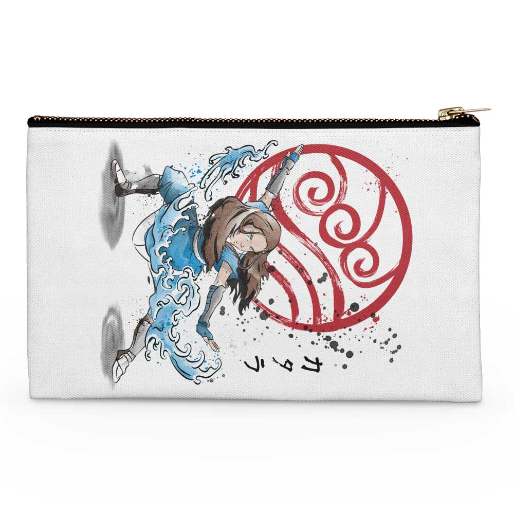 The Power of the Water Tribe - Accessory Pouch