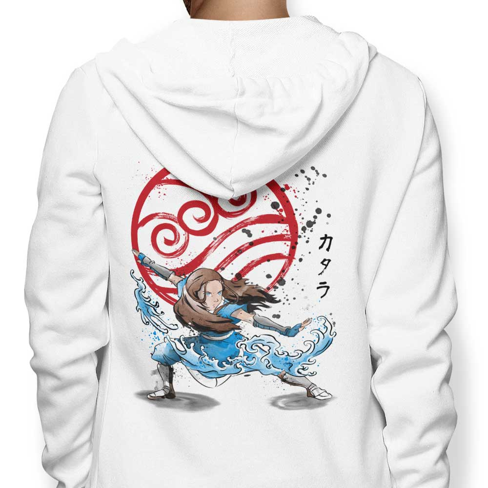 The Power of the Water Tribe - Hoodie