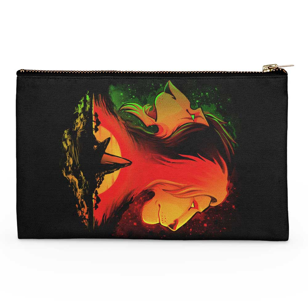 The Pride Rock - Accessory Pouch