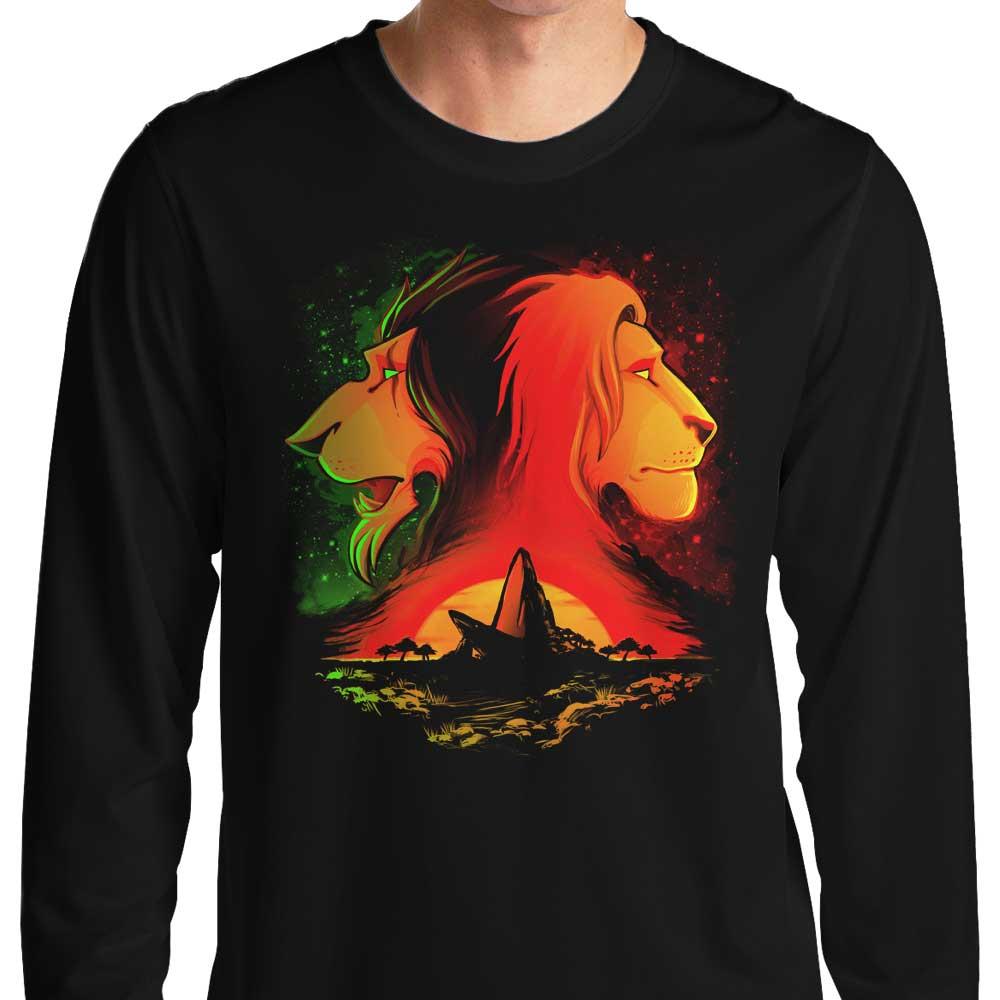 The Pride Rock - Long Sleeve T-Shirt