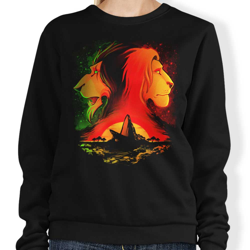 The Pride Rock - Sweatshirt