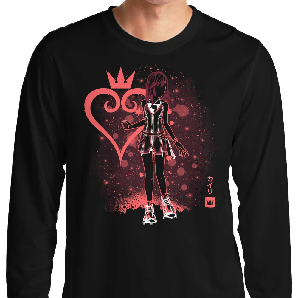 The Princess of Heart - Long Sleeve T-Shirt