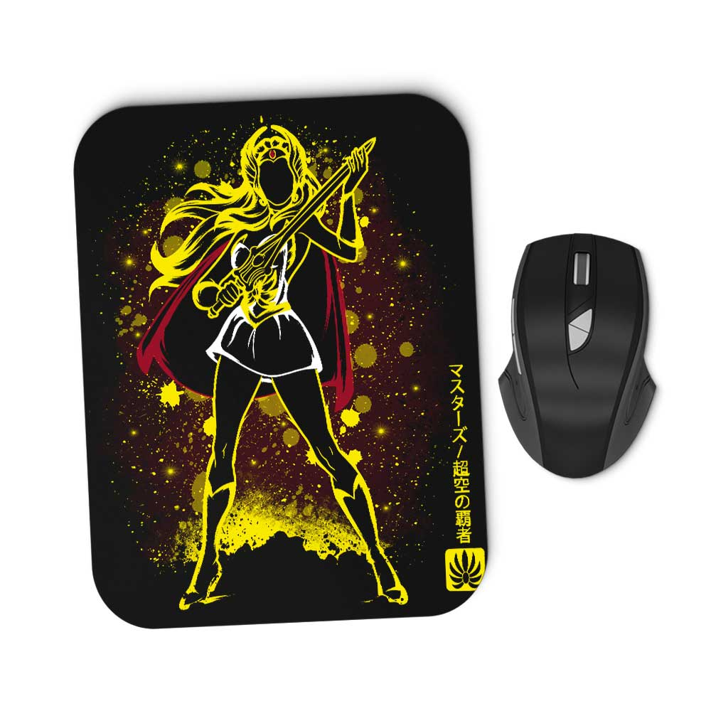 The Princess of Power - Mousepad