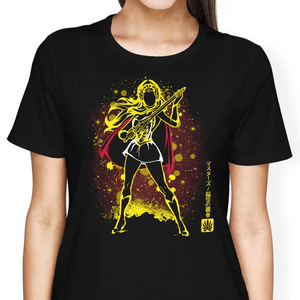 The Princess of Power - Women's Apparel