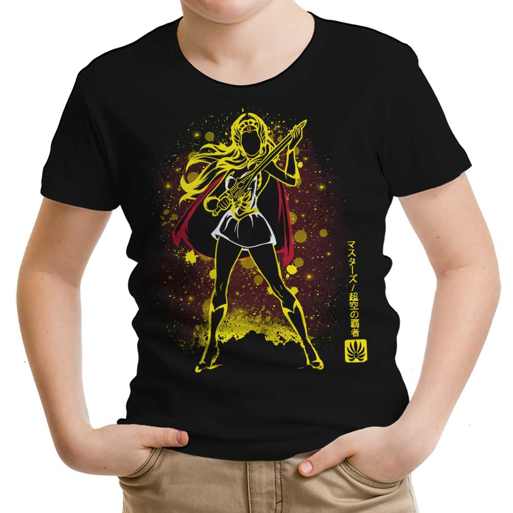 The Princess of Power - Youth Apparel