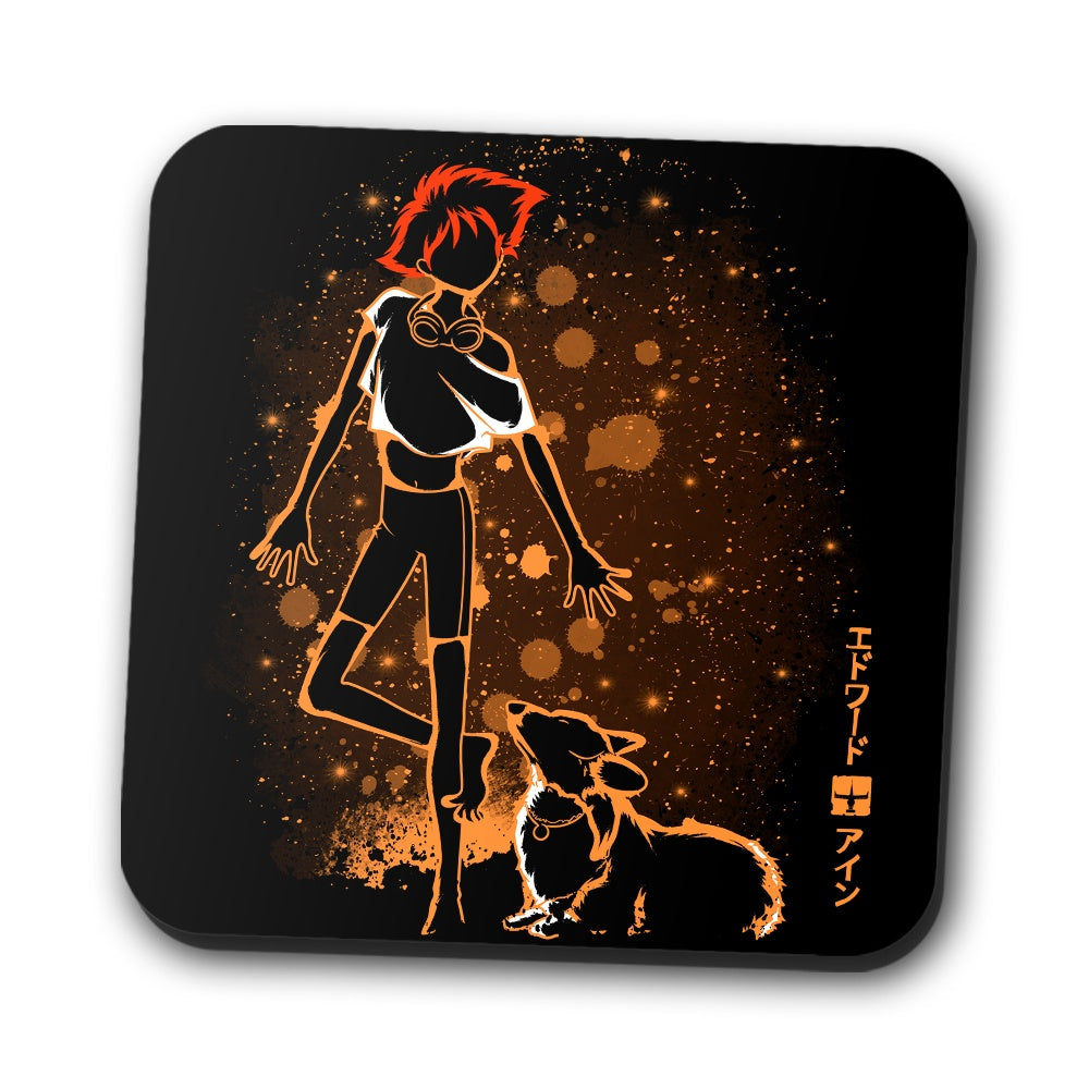 The Radical and the Dog - Coasters