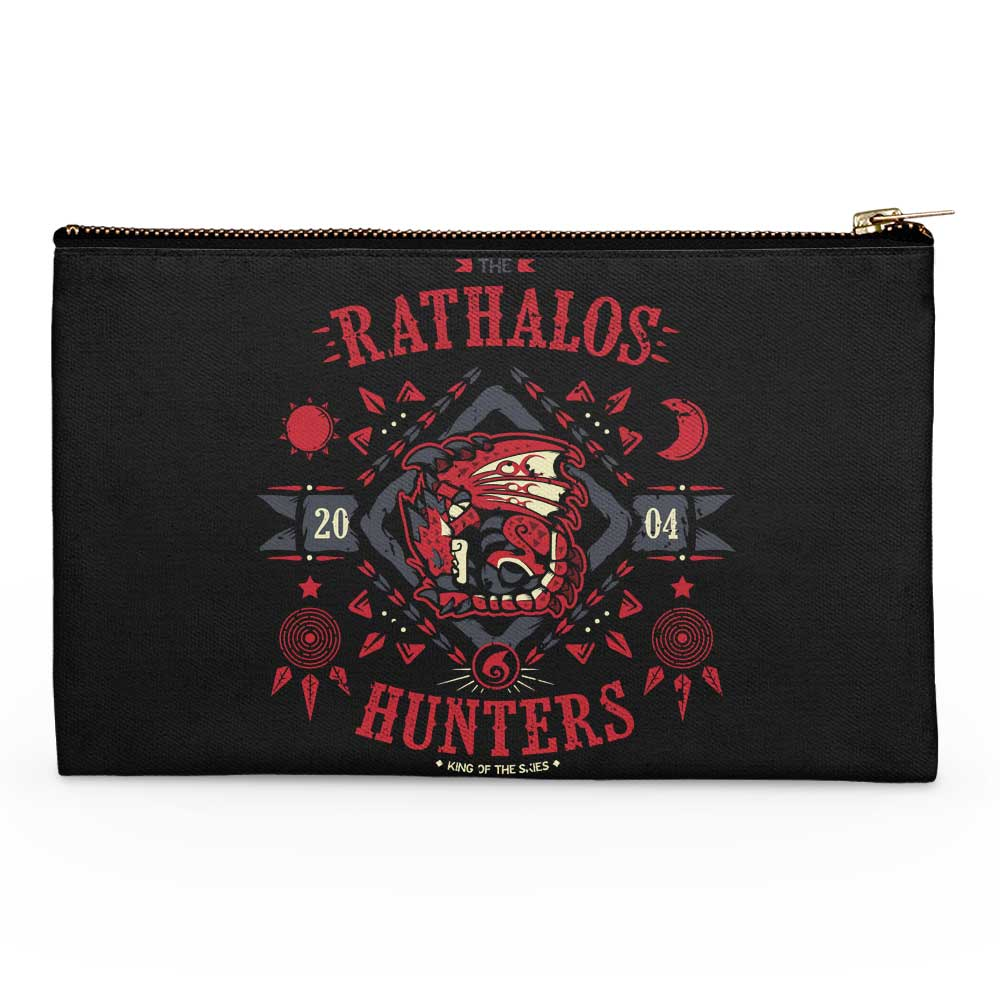 The Rathalos Hunters - Accessory Pouch