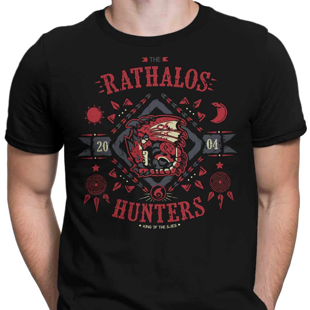 The Rathalos Hunters - Men's Apparel