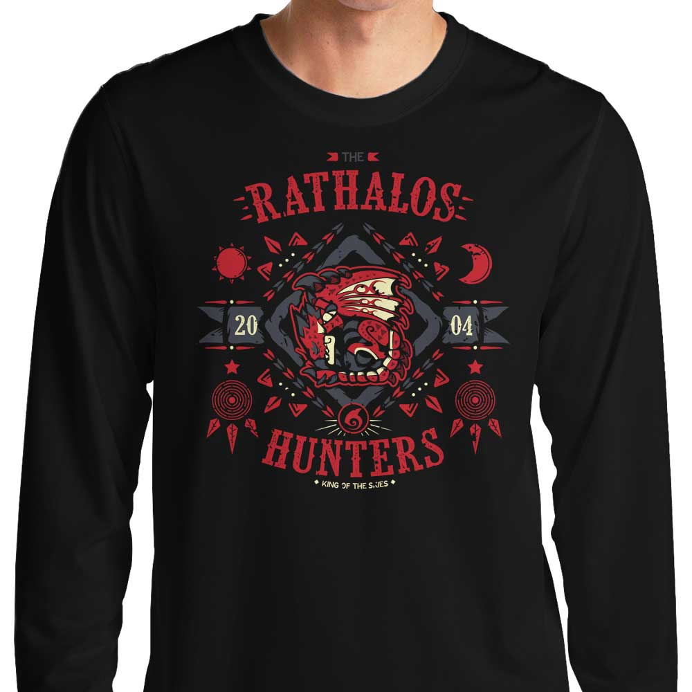 The Rathalos Hunters - Long Sleeve T-Shirt
