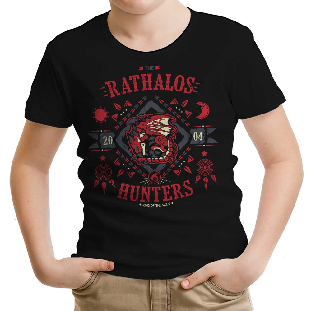 The Rathalos Hunters - Youth Apparel