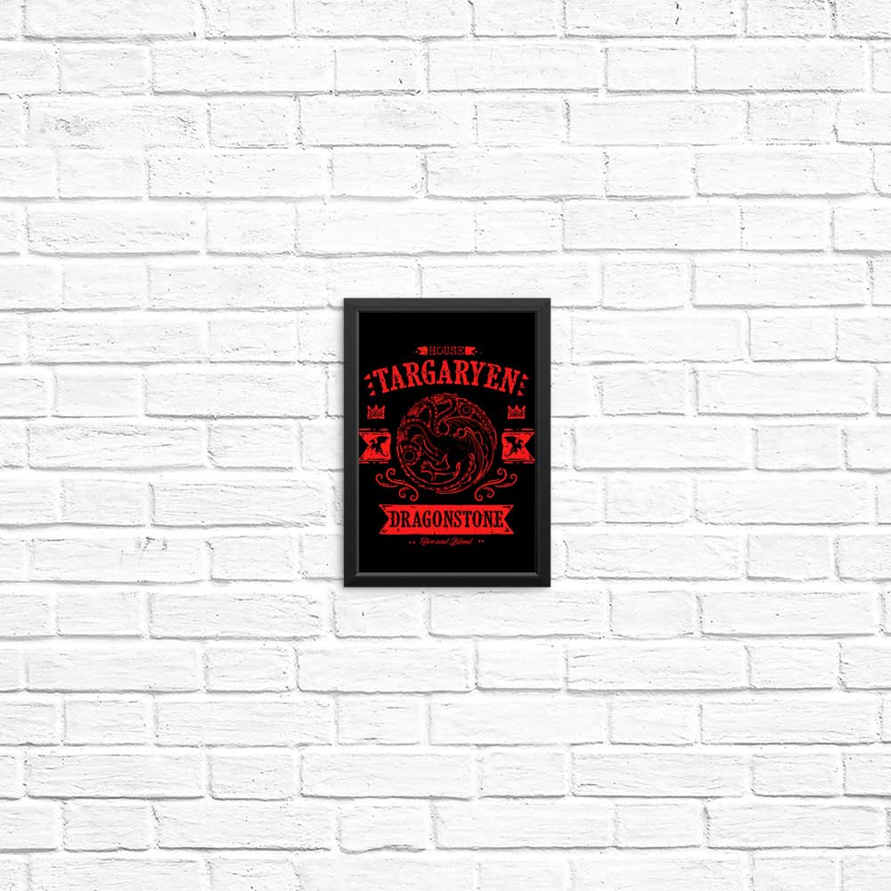 The Red Dragon - Posters & Prints