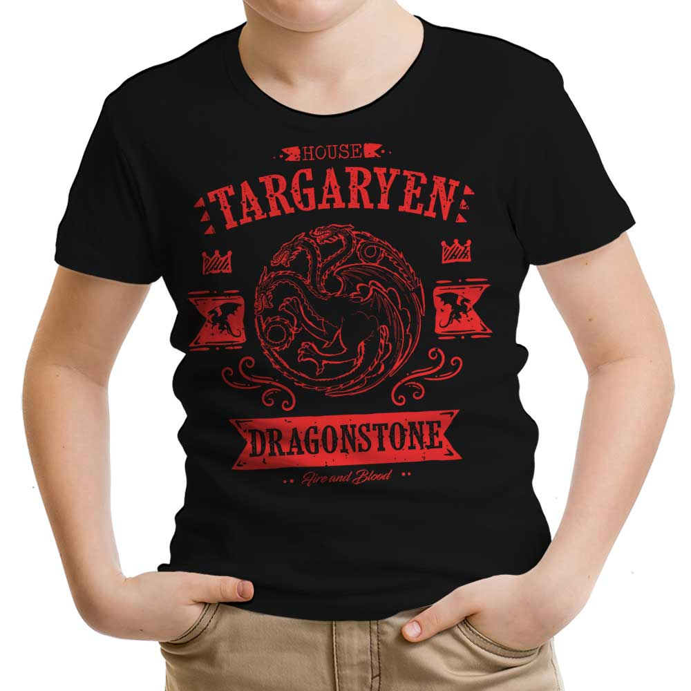 The Red Dragon - Youth Apparel